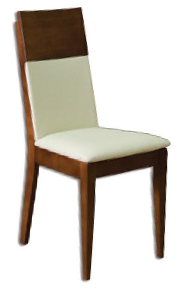Drewmax Jídelní židle KT171 masiv buk gray   látka 12